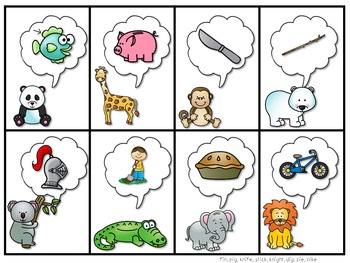 PHONICS ~ SNAP!  Short and Long Vowels