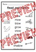 VOWEL TEAMS ACTIVITIES: OA AND OW VOWEL TEAM PRINTABLES +