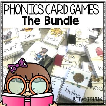 PHONICS Mini Games