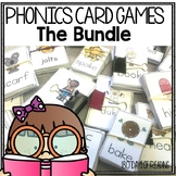 PHONICS Games for Literacy Centers
