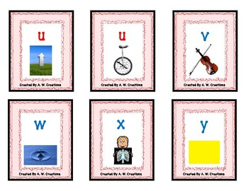 PHONO! Consonants and Vowels (Uno) Card Game PHONICS