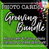 30 sets of Real Picture FLASHCARDS (Vocabulary, Language, Basic Concepts)