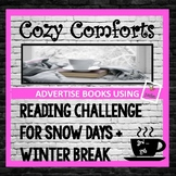 INDEPENDENT READING CHALLENGE: for Winter Break or Snow Days