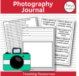 Photography Journal Ideas for students