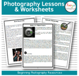 Photography Lessons and Worksheets | Shapes & Shadows