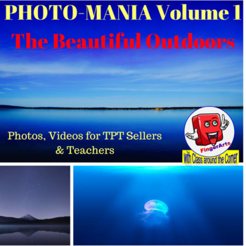 PHOTOMANIA VOLUME 1: BEAUTIFUL OUTDOORS  Photos & Videos