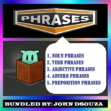 PHRASES LESSONS AND RESOURCES: BUNDLE