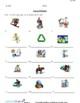 PHYSICAL ENVIRONMENT ACTIVITIES, VOCABULARY (SPANISH 2016