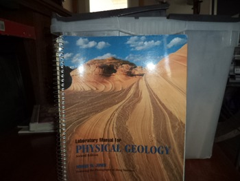 PHYSICAL GEOLOGY      ISBN 0-697-37451-3