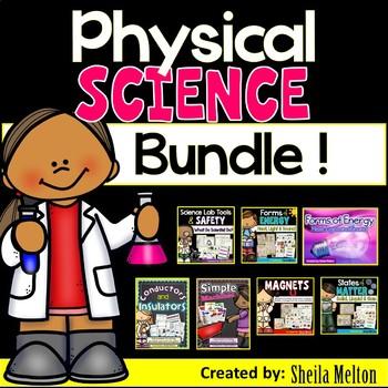 PHYSICAL SCIENCE Bundle (**Includes BONUS Product**)