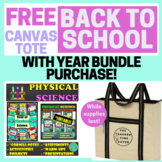 Matter, Energy, Force, Waves & Electricity Distance Learni