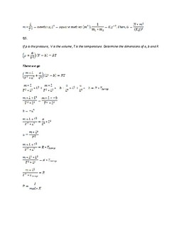 PHYSICS REVISION ON DIMENSION ANALYSIS
