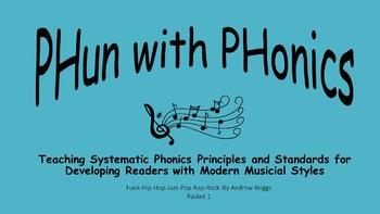 PHun Phonics packet 1