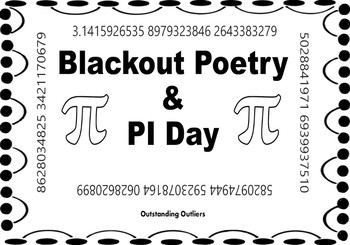 PI Blackout Poetry