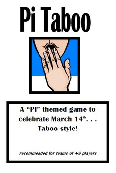 PI DAY party pack