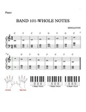 PIANO THEORY, BASIC CHORDS