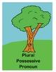 PICK A POSSESSIVE PRONOUN File Folder Game