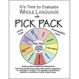 PICK PACK (EVAL. FOR INT. ENG) Gr. 6-8