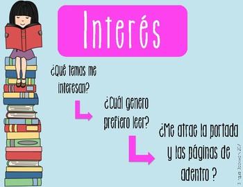 PICK just right books SPANISH