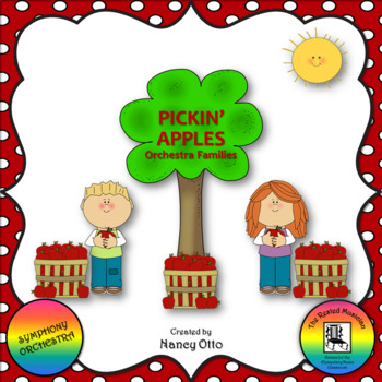 Pickin' Apples:  Orchestra Families