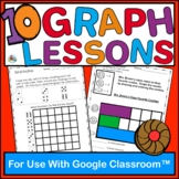 PICTOGRAPHS AND BAR GRAPHS FOR FIRST GRADE