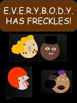 PICTURE BOOK: EVERYBODY HAS FRECKLES!