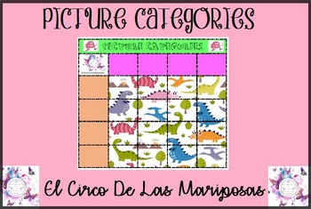 PICTURE CATEGORIES