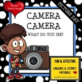 PICTURE DAY EMOTIONS Early Reader Literacy Circle