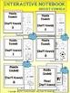 PICTURE PAGES Phonics Program INTERACTIVE NOTEBOOK Set 3 SHORT VOWELS