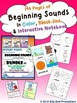 PICTURE PAGES Phonics Program SUPER BUNDLE #4 Year Long First Grade