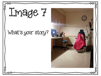 PICTURE WRITING ACTIVITY