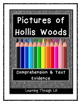 PICTURES OF HOLLIS WOODS by Patricia Reilly Giff - Compreh