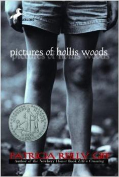 PICTURES OF HOLLIS WOODS by Patricia Reilly * Paperback