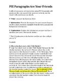 PIE Paragraphs