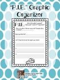 PIE: Persuade, Inform, Entertain: Graphic Organizer