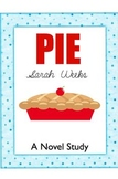 PIE by Sarah Weeks Novel Study 60 pages