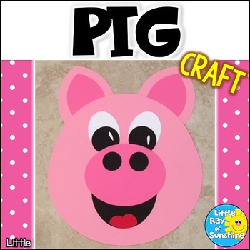 PIG Craft: Farm
