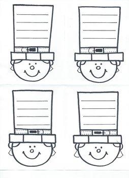 PILGRIM HATS (with lines)