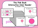 PINK Interactive Sight Word Reader; Kindergarten; Special Education