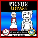 PIONEER CLIPART (WESTWARD EXPANSION CLIPART)