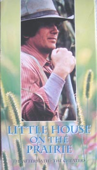 HISTORY PIONEERS LITTLE HOUSE ON THE PRAIRIE Landon Jesse James (Includes Ship)