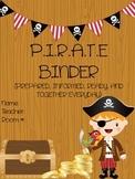 P.I.R.A.T.E. BINDER COVER