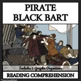 PIRATE BLACK BART - Reading Comprehension