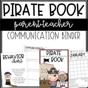 PIRATE Communication Binder