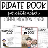 PIRATE Communication Binder