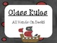 PIRATE Class Rules