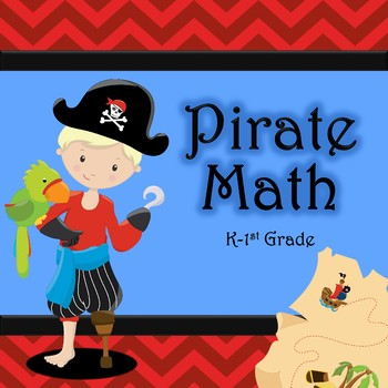 PIRATE MATH PACKET {Addition, Subtraction, Skip Counting,