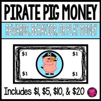 Pig Classroom Pirates