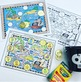 GIANT BUNDLE PIRATE PUPPETS TREASURE MAPS FEEDING PIRATE SPEECH THERAPY