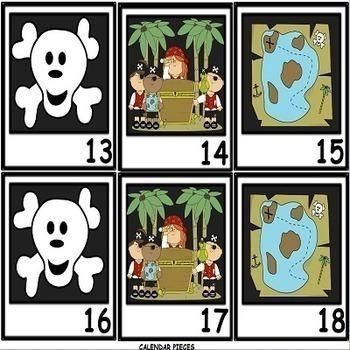 Pirates Decor Bundle